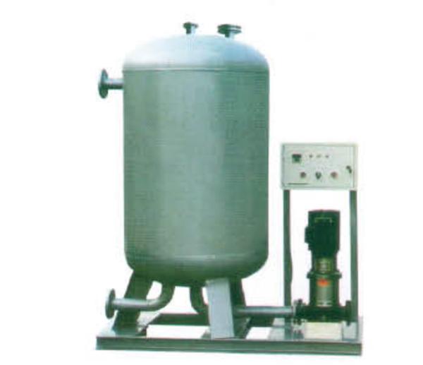 立卧式高效旋流容积式换热器