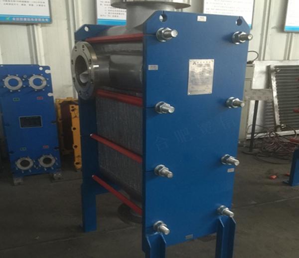 焊式板式换热器