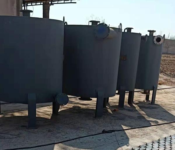 化工螺旋板换热器