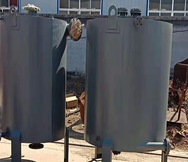 工业螺旋板式换热器
