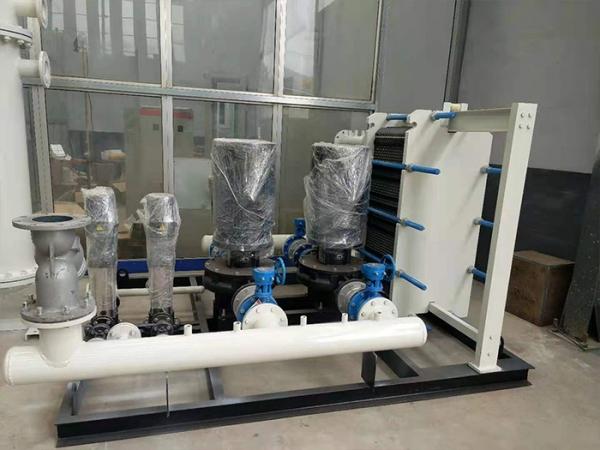 智能板式换热器机组