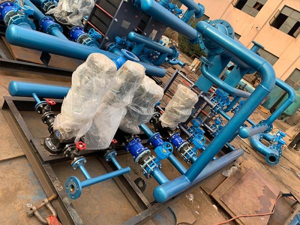 河南管式换热机组
